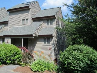 Comfortable Mtn Townhome by Hiking Trail & Brook - Waterville Valley vacation rentals