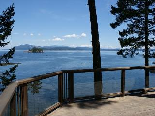 Channel View Estate - Friday Harbor vacation rentals