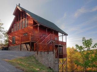 Dancing Deer~Alone On Mountain Point,wTheater/WIFI - Pigeon Forge vacation rentals