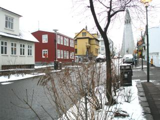 The Red House Holiday Flat Lower. Includes WiFi!  October reduced to $125 per night! - Reykjavik vacation rentals
