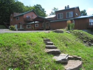 Secluded Lodge with Spectacular Mountain Views - Fleischmanns vacation rentals