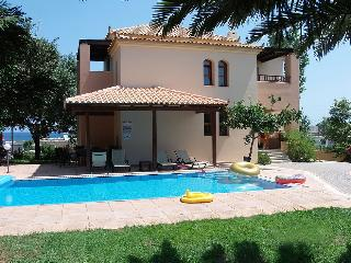 Villa Aphroditi, a luxury villa in Maleme village - Chania vacation rentals