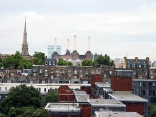 VAU - 2BR flat with views of the London skyline - London vacation rentals