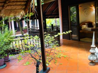 River Garden Deluxe Balcony rooms - Cambodia vacation rentals