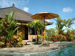 Bamboo Bali Cottage- (pool, wifi, ricefield views) - Ubud vacation rentals
