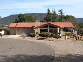 Solar Powered 3 Bed Home w/ Amazing Red Rock View - Sedona vacation rentals
