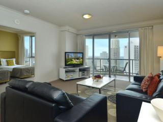 Luxury Escape at Chevron Towers,Surfers Paradise - Gold Coast vacation rentals