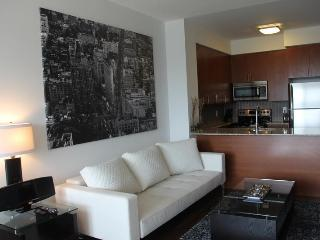 Downtown Toronto 2 Bedroom Condo - Toronto vacation rentals