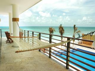 Luxurious Beachfront Condo on the Riviera Maya - Puerto Morelos vacation rentals