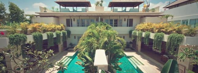Overview of PIV - Pantai Indah Villas - 4 Bedroom Villa by the Beach - Canggu - rentals