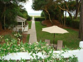 4br Direct Oceanfront Home... Private Pool and  Spa - Hilton Head vacation rentals