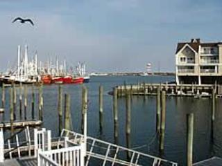 View from the Deck - Victorian Harbor Condo at Cape May - Cape May - rentals