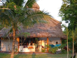 Wantara Beach Camp, pure nature & private beach in Esmeraldas Province - Ecuador vacation rentals