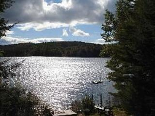 Waterfront Home on Private and Pristine Lake - Image 1 - Tuftonboro - rentals