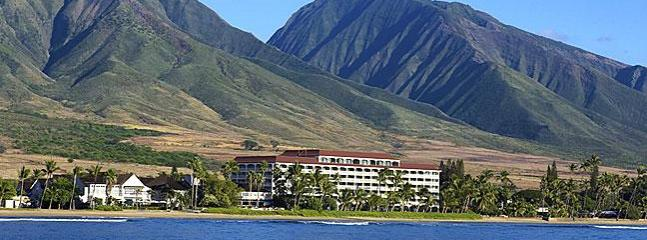 Lahaina Shores Resort - Lahaina Shores Mtn View Studio Condo on the beach - Lahaina - rentals