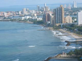 CARTAGENA YA !!!!!!!!!!!!!!BEACH FRONT CONDO - Bolivar Department vacation rentals