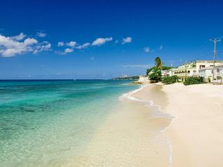 Beachfront apt., Barbados, stunning West Coast - Saint Peter vacation rentals