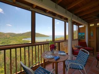 Gecko House, a romantic cottage with ocean views! - Fish Bay vacation rentals