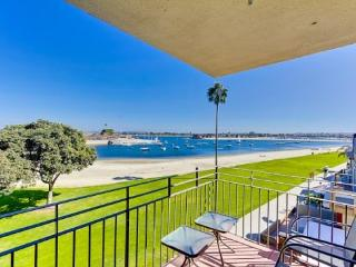 Bay Front View - Mission Beach, San Diego Vacation Rental - San Diego vacation rentals