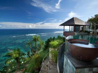 Beachfront Bidadari Cliffside Estate Nusa Dua Bali - Nusa Dua Peninsula vacation rentals