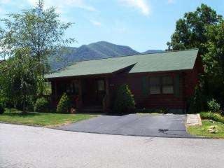 Mountain Peeks--gorgeous views for the fall! - Maggie Valley vacation rentals