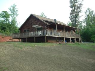 Green River Log Cabin - Blue Ridge Mountains vacation rentals