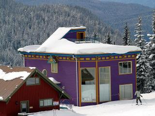 Ski In/Out 4+ Bedroom Home w/Rooftop Hot Tub - Silver Star Mountain vacation rentals