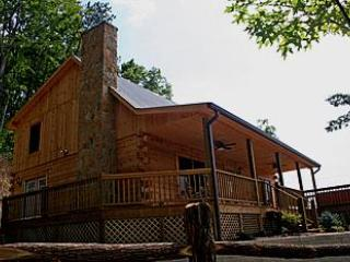 The O'Mygosh Cabin, Bryson City, North Carolina - Bryson City vacation rentals