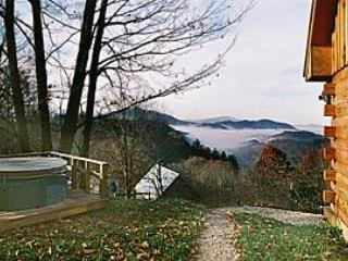 Abbott Cabin, Bryson City, NC, Spectacular Views - Bryson City vacation rentals