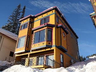Ski in/Ski Out 5 Bedrooms with Rooftop Hot tub - Silver Star Mountain vacation rentals