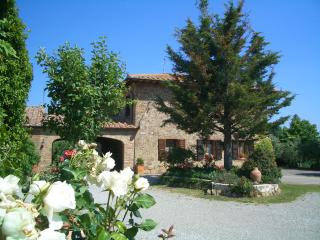 Tuscany Villa with Pool within Walking Distance of Town - Villa Monticchiello - Monticchiello vacation rentals