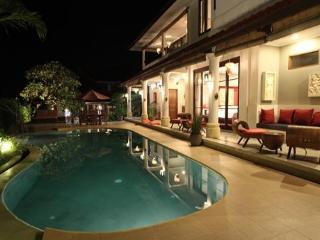 Spacious 3 Bedroom Villa Padi Karo in Cemagi - Bali vacation rentals