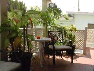 AIRY APARTMENT, SUPER LOCATION IN PAYNES BAY - Saint James vacation rentals