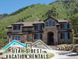 Stunning MtnTop Mansion! 10+View+Spa+GameRm+Theatr - Salt Lake City vacation rentals