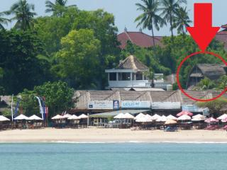 Jimbaran Beach Lodge, SEA VIEWS - BEACH 50m - Jimbaran vacation rentals