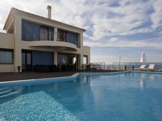 Grace, a luxury seafront villa with sunset views - Chania vacation rentals