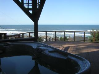 Unobstructed Ocean View, Family Friendly, Hot Tub - Lincoln City vacation rentals