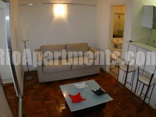 Well furnished apartment in Ipanema - Cod: 1-38 - Rio de Janeiro vacation rentals