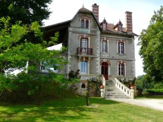 8 bedroom Villa plus Lodge by Dordogne river. - Mouleydier vacation rentals