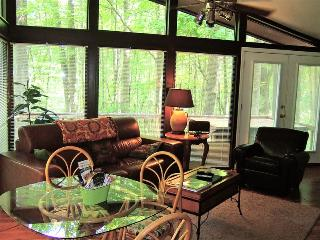 Sandy's Chalet at Asheville Cabins, Willow Winds - Asheville vacation rentals