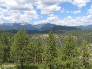 view from the deck - Deer Trail House - Durango - rentals