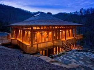 Secluded gem overlooking  waterfall near Cashiers - Cashiers vacation rentals