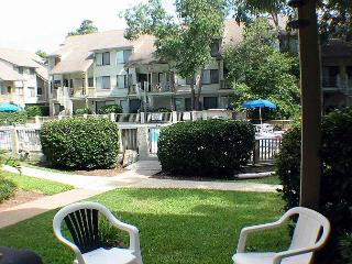 Courtside 61 - Ground Floor Flat - Easy Access to the Pool - Hilton Head vacation rentals