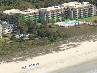 Ocean One 120 - Oceanside 1st Floor Condo - Hilton Head vacation rentals