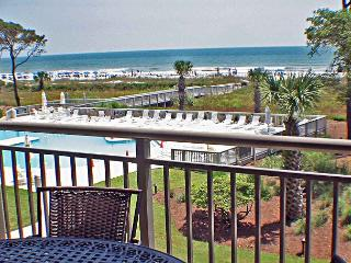 Ocean One 319 - Oceanfront 3rd Floor Condo - Hilton Head vacation rentals