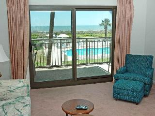 Ocean One 209 - Oceanfront 2nd Floor Condo - Hilton Head vacation rentals