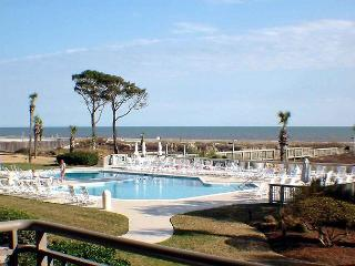 Ocean One 219 - Oceanfront 2nd Floor Condo - Hilton Head vacation rentals