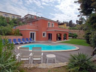 Cannes Villa Rental with Pool - Villa Pastour - Cannes vacation rentals