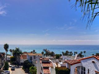 Ocean views, steps to San Clemente Beach / Pier! - San Clemente vacation rentals