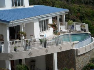 Dawn Beach at Dawn Beach, Saint Maarten - Ocean View, Walk To Beach, Gated Community - Dawn Beach vacation rentals
